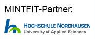 MINTFIT - Partner Hochschule Nordhausen